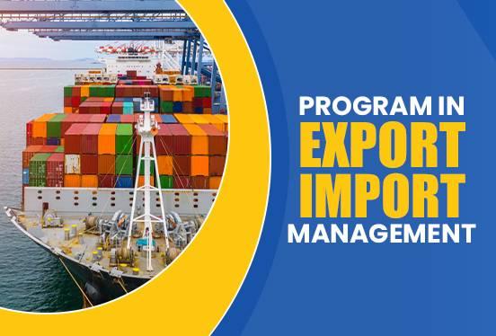 Import & Export Management